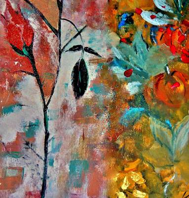 Art Print featuring the painting Joy by Lisa Kaiser