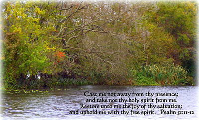 Photograph - Joy Of Thy Salvation by Sheri McLeroy