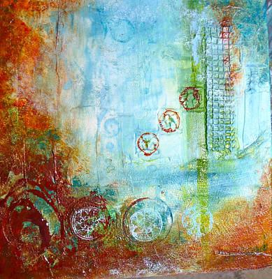 Painting - JOY by Patricia Ragone