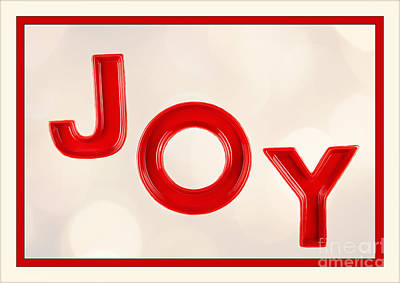 Art Print featuring the photograph Joy To The World by Vizual Studio
