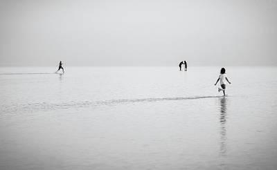 Salt Water Photograph - Joy by Yavuz Pancareken