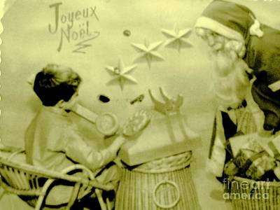 Photograph - Joyeux Noel - Merry Christmas - Ile De La Reunion - Indian Ocean by Francoise Leandre
