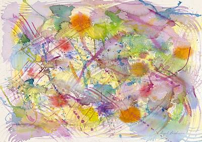 Painting - Joyful Harmony by Angela Bushman