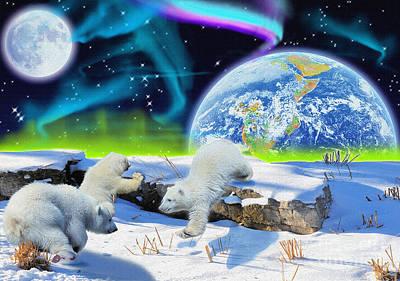 Animal Lover Digital Art - Joyful by Skye Ryan-Evans