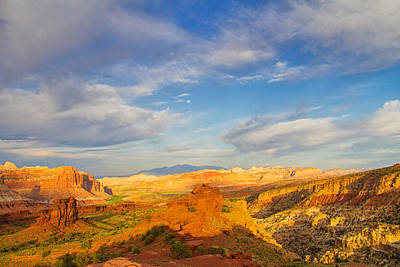 Photograph - Joys Of A Desert Sunset by Kunal Mehra