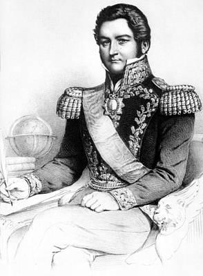 Juan Manuel De Rosas (1793-1877) Print by Granger