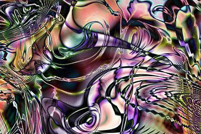 Digital Art - Judder by Kiki Art