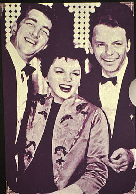 Judy Garland And Friends Art Print