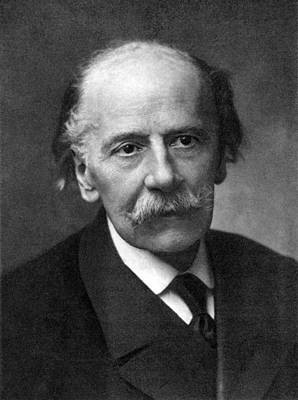 Photograph - Jules Massenet (1842-1912) by Granger