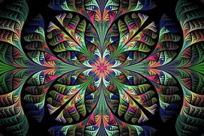 Digital Art - Julia by Sandy Keeton