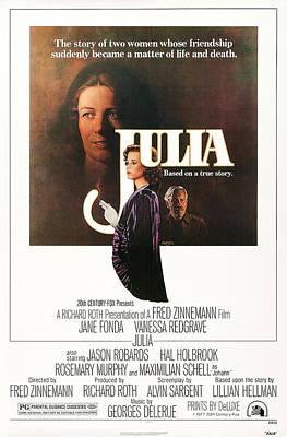 Julia, Us Poster Art, Vanessa Redgrave Art Print by Everett