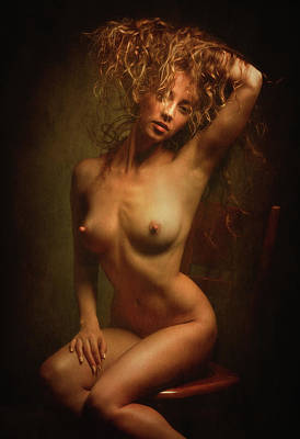 Nude Photograph - Julia by Zachar Rise