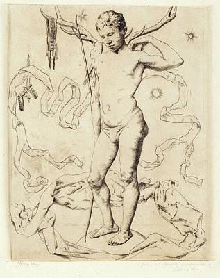 Julian Alden Weir, Arcturus, American, 1852 - 1919 Art Print