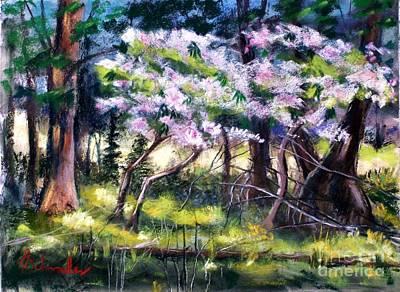 July Bloom Art Print by Bruce Schrader