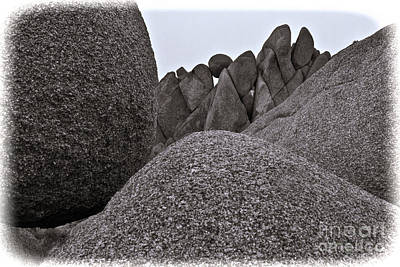 Photograph - Jumbo Rocks by Photography by Laura Lee
