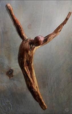 Gnarly Sculpture - Jump by Gun Legler