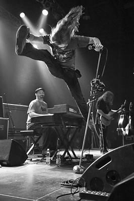 Photograph - Jump by Jaroslaw Blaminsky