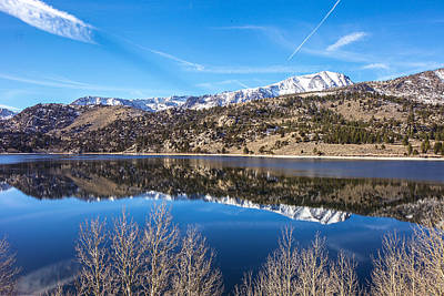 Photograph - June Lake Reflections by Robert  Aycock