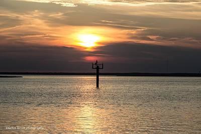 Photograph - June Sunset by Nance Larson