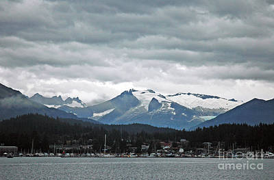 Photograph - Juneau Ak by Cindy Murphy - NightVisions