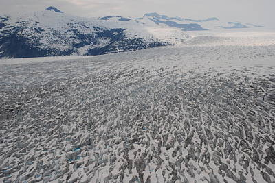 Photograph - Juneau Icefield by Robert  Moss