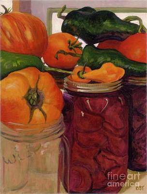Painting - Junee's Bounty by Betsee  Talavera