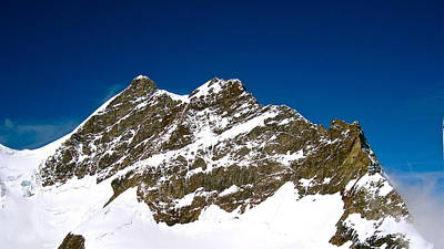 Jungfraujoch Photograph - Jungfraujoch by Dwight Pinkley