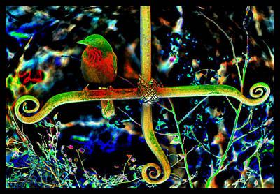 Unconscious Mind Photograph - Jungle Dreaming by Susanne Still