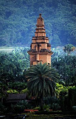 Photograph - Jungle Temple by Mark Sullivan