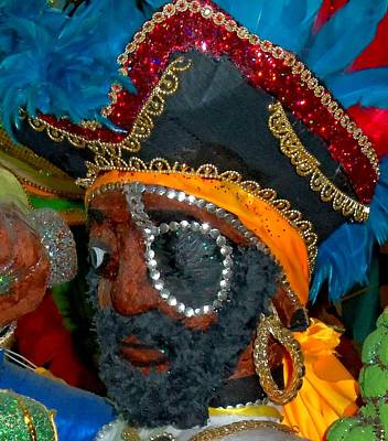 Photograph - Junkanoo 10 by Ron Kandt