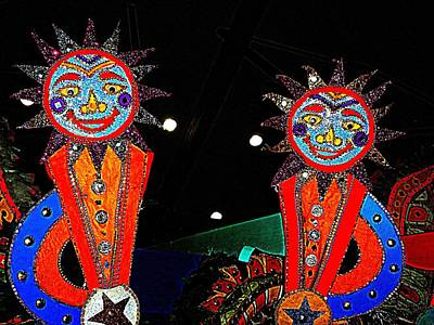 Photograph - Junkanoo 6 by Ron Kandt