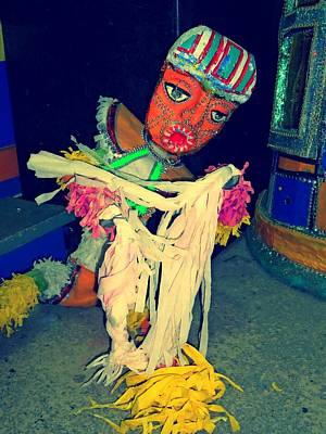 Photograph - Junkanoo 8 by Ron Kandt