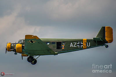 Photograph - Junker Ju 52 by Rob Heath