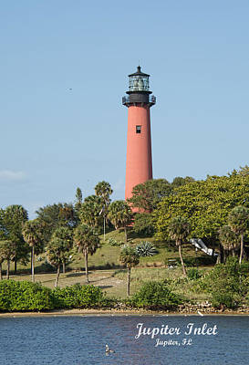 Photograph - Jupiter Inlet by John Black
