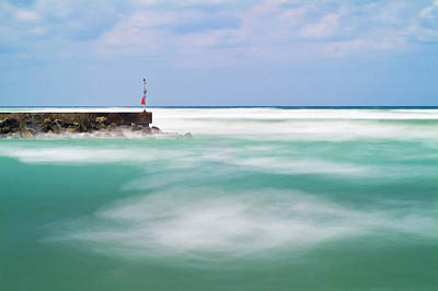 Photograph - Jupiter Inlet by Patrick M Lynch