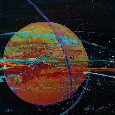 Jupiterlicious Art Print by Chris Cloud