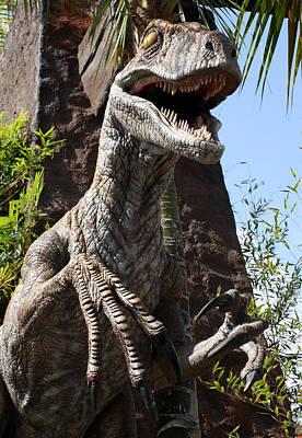 Photograph - Jurassic Park by David Nicholls