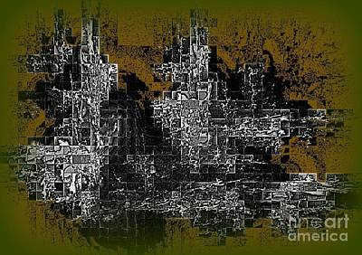 Digital Art - Just Abstract by Greg Moores