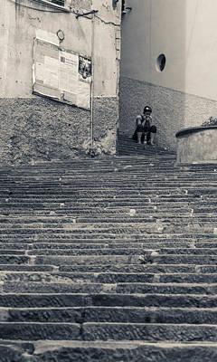 Photograph - Just Around The Corner by Alex Lapidus