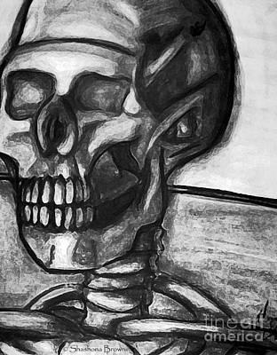 Just Bones Original by Shashona Browning