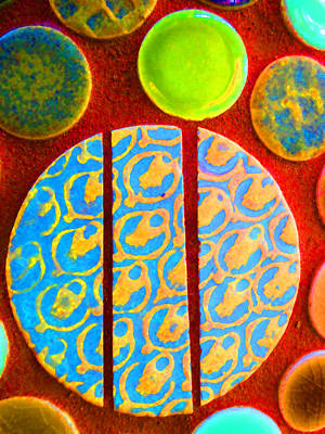 Photograph - Just Circles by Jacqueline  DiAnne Wasson