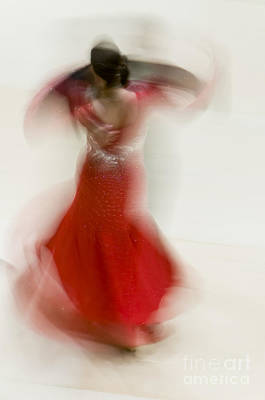 Ballroom Photograph - Just Dance by Oscar Gutierrez