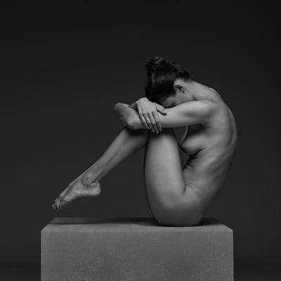 Bodyscape Art Photograph - Just by Elin Nordlien