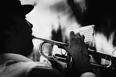 Trumpet Wall Art - Photograph - Just Follow My Lead by Rui Correia