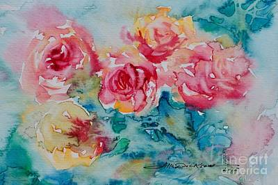 Painting - Just For You. #4 by Alla Dickson