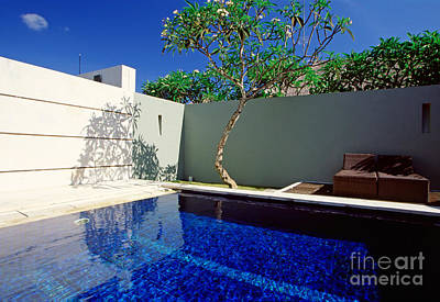 Pool Break Photograph - Just Idleness by Aiolos Greek Collections