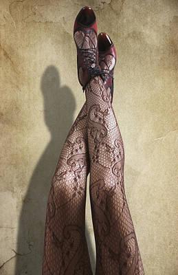 Just Legs Art Print by Svetlana Sewell