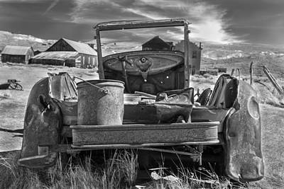 Photograph - Just Needs Paint by Denise Dube