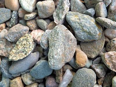 Photograph - Just Rocks by Gene Cyr