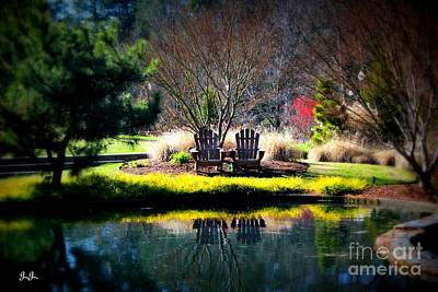 Photograph - Just The Two Of Us by Geri Glavis